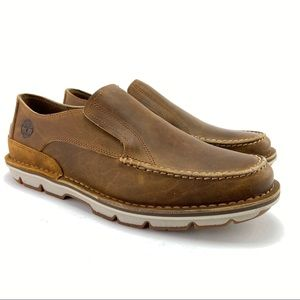 Timberland Men's Coltin Full Grain Leather Loafers